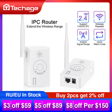 WiFi Range Extender Sopport 2.4G Wifi IP Camera IPC Router Repeater for Wireless Camera System Enhanced Transmission Distance