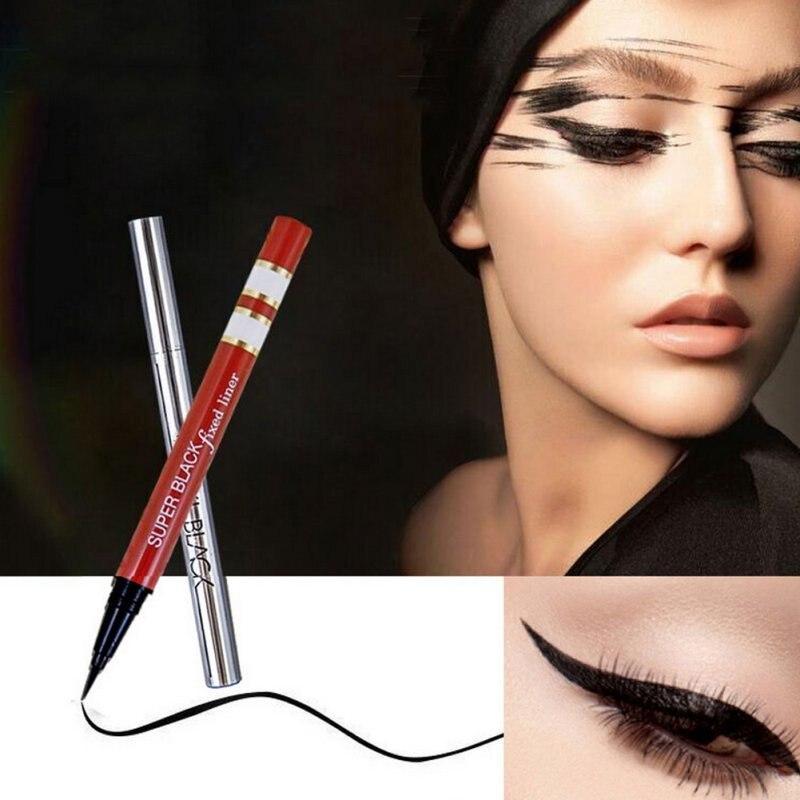 Eye Beauty Black Waterproof Eyeliner Natural Liquid Liner Pen Pencil Makeup Cosmetic