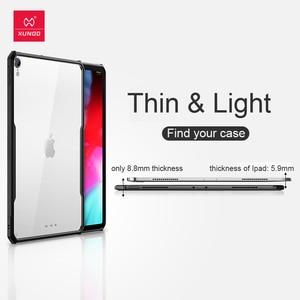 Image 5 - Für iPad 2018/2020 Pro 11 12,9 2020 air 2 9,7 air 3 10,5 10,2 7th zoll Für iPad mini 1 2 3 4 5 XUNDD Acryl + TPU Schutzhülle