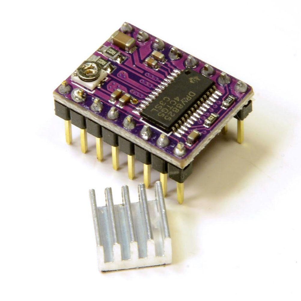 1Pc DRV8825 Stepper Motor Driver Module For 3D Printer RepRap StepStick Arduino