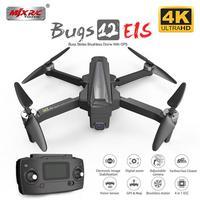 RCtown MJX B12 EIS con 4K 5G WIFI Zoom digitale fotocamera 22min tempo di volo pieghevole senza spazzole GPS RC Quadcopter Drone RTF