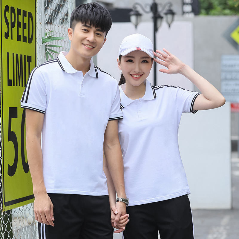 1826 Pure Cotton Sports Set MEN'S Sportswear Couples Summer WOMEN'S Pants Short-sleeve Jogging Suit