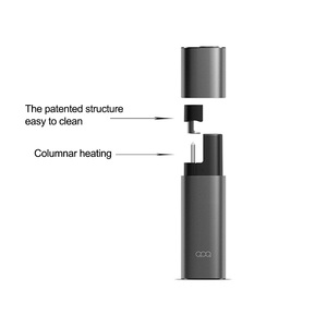 Image 3 - QOQ honor plus высокий стиль Отопление не сжечь vape до 20 + непрерывная Совместимость с палкой вейп комплект электронной сигареты