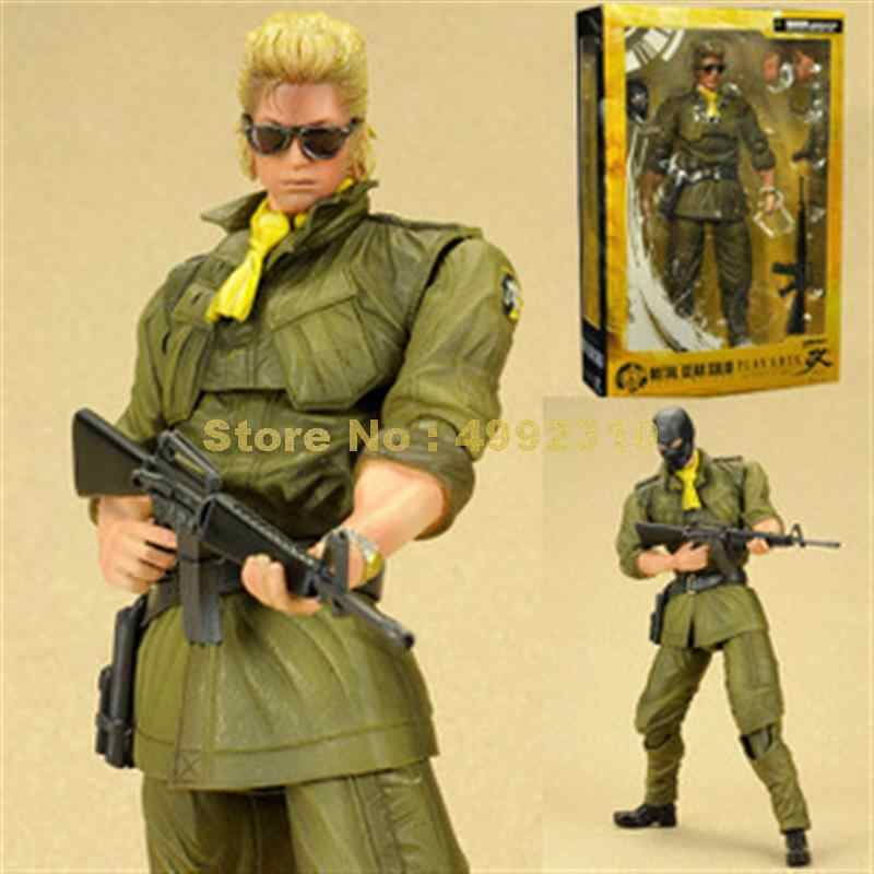 Metal Gear Solid Kazuhira Miller Pvc Moveable Action Figure Collection Model 28cm Toy Aliexpress Then, and only then, are we alive. aliexpress