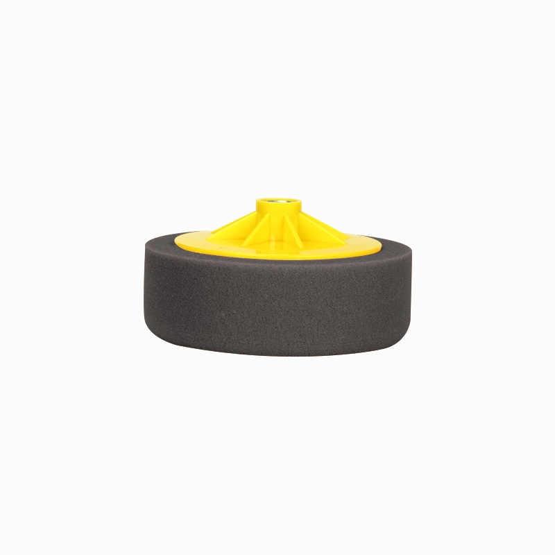 SPTA 6 zoll/150mm Polieren Pad mit M14 Gewinde Sichern Platte Autolack Wachsen Polieren Schwamm Polieren Disc für RO Polierer