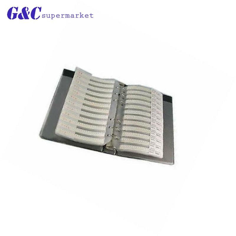 0805 SMD резистор и конденсатор, простая версия, новая Электроника «сделай сам»