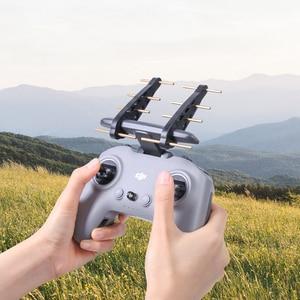 Image 5 - Yagi – télécommande dantenne pour Drone DJI FPV Combo, 2 Booster de Signal, amplificateur de portée 2.4/5.8Ghz, accessoires