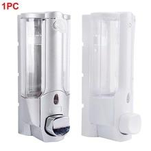 Держатель диспенсер для мыла хранение моющего средства Прочный Компактный жидкий шампунь многоцелевой настенный аксессуары для ванной и душа