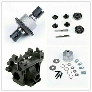 Differential Diff Gear Kit Fit for 1/8 HPI Racing Savage XL FLUX Rovan TORLAND Monster Brushless Truck Parts(China)