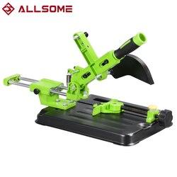 Support pour meuleuse d'angle, banc pour le travail du bois et le bricolage, accessoires pour outils électriques Dremel