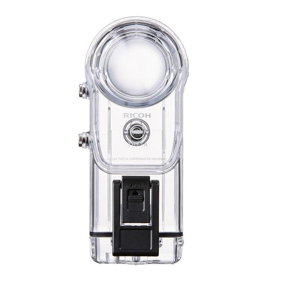 30M étui étanche pour RICOH Theta SC/Theta V/Theta S 360 degrés caméra accessoires boîtier boîtier coque de protection de plongée