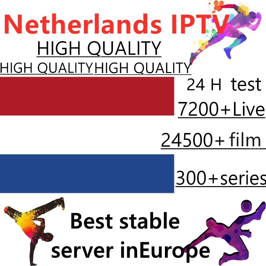 2020 Netherland  Dutch H.265 Live Film M3u Stalker Smart Tv UK Stable USA CANADA  For Android Box XXX PC