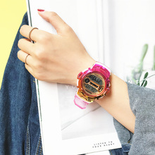 Fashion kids Watches Casual Colorful girls Watch