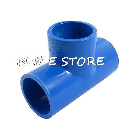 90 Degree Tee 3 Way <font><b>T</b></font> 25mm <font><b>PVC</b></font> <font><b>Connector</b></font> Pipe Fitting image