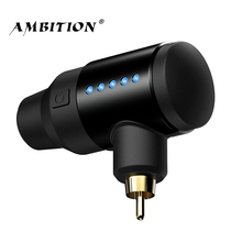 Ambition tattoo power supply fount Portable Mini wireless tattoo battery pack for tattoo machine