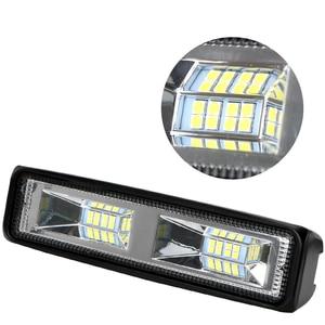 Image 3 - 안개 램프 12 24V 36W 자동 오토바이 트럭 보트 트랙터 트레일러 Offroad 작업 빛 LED 작업 빛 스포트 라이트 LED 헤드 라이트