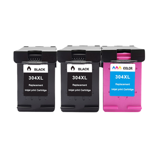 Image 5 - YLC Replacement for HP304XL Ink Cartridge 304XL 304 Ink Cartridge new version for hp deskjet envy 2620 2630 2632 printer