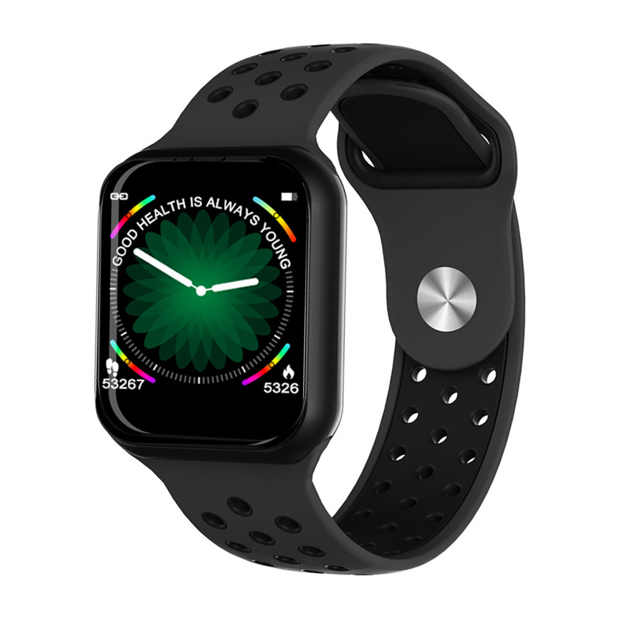 New 2019 F8 <font><b>Smatwatch</b></font> Sports Men Watches Pedometer Heart Rate Monitor Real-time weather <font><b>relogio</b></font> <font><b>inteligente</b></font> reloj <font><b>inteligente</b></font> image
