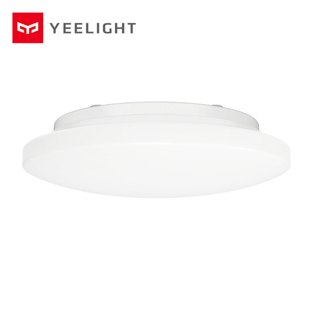 Yeelight חכם LED תקרת אור חכם בית חכם שלט רחוק jiaoyue 260 עגול תקרת מנורה
