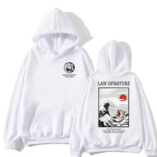 2019 new The playful Japanese cat will be named the law of nature in 2019.Hip-hop hoodies.