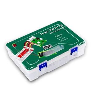 Image 5 - LAFVIN Super Starter Kit für Raspberry Pi, modell 3B + 3B 3A + 2B 1B + 1A + Null W + Diy Kit