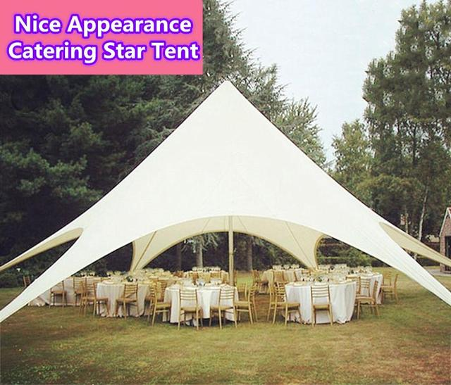 8m Diameter Trade Show Single Top Star Tent Shade for Event Aluminum Tents Outdoor Events Catering Party Gazebo Spider Marquee