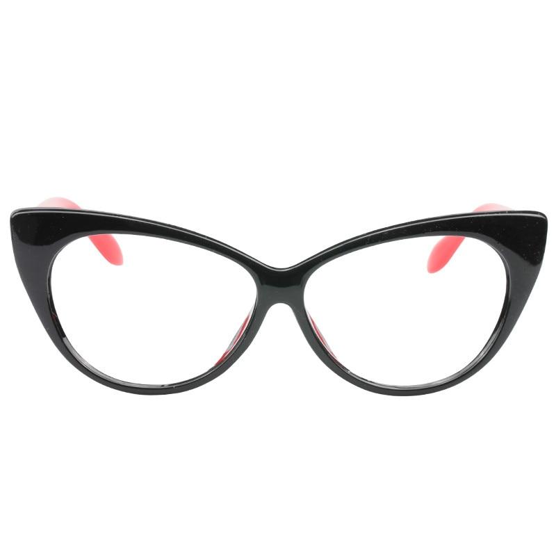 Ti-CARING Cat Eye Reading Glasses Women Men Lightweight Presbyopic  oversized reading glasses