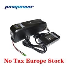 11,11 Европы или США хайлон блок батарей электрического велосипеда 48V 13Ah или Е-байка 36В 13Ah для TSDZ или bafang BBS02B 750 Вт мотор