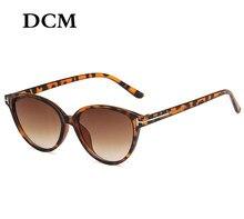 DCM – lunettes De soleil œil De chat pour femmes, rétro, Sexy, petit œil De chat, colorées, De marque, De styliste