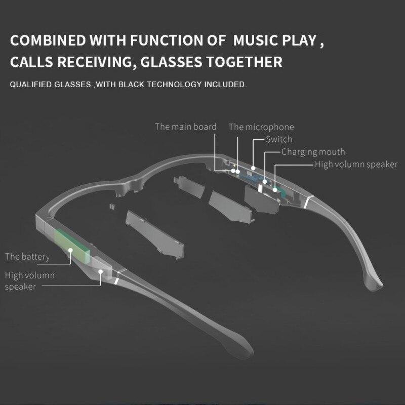 Óculos à prova d' água Do Bluetooth