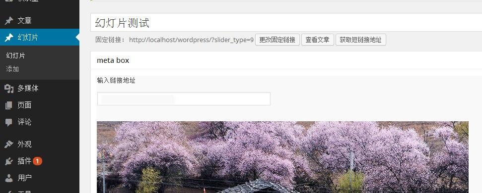 wordpress如何为主题添加幻灯片发布功能-资源客