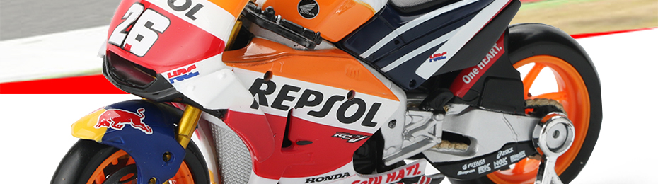 Moto GP Racing Motorcycle Toy Model Collection 28