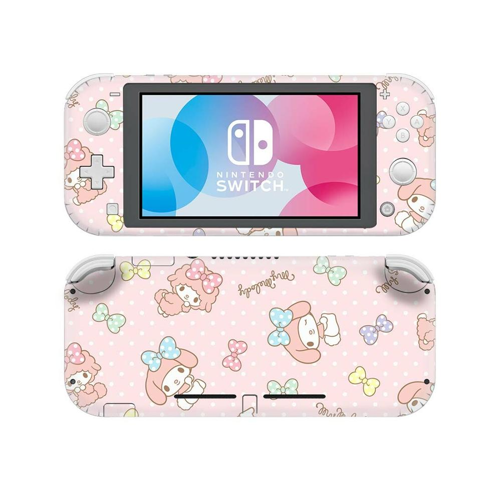 Sanrio My Melody NintendoSwitch Skin Sticker Decal Cover For Nintendo Switch Lite Protector Nintend Switch Lite Skin Sticker