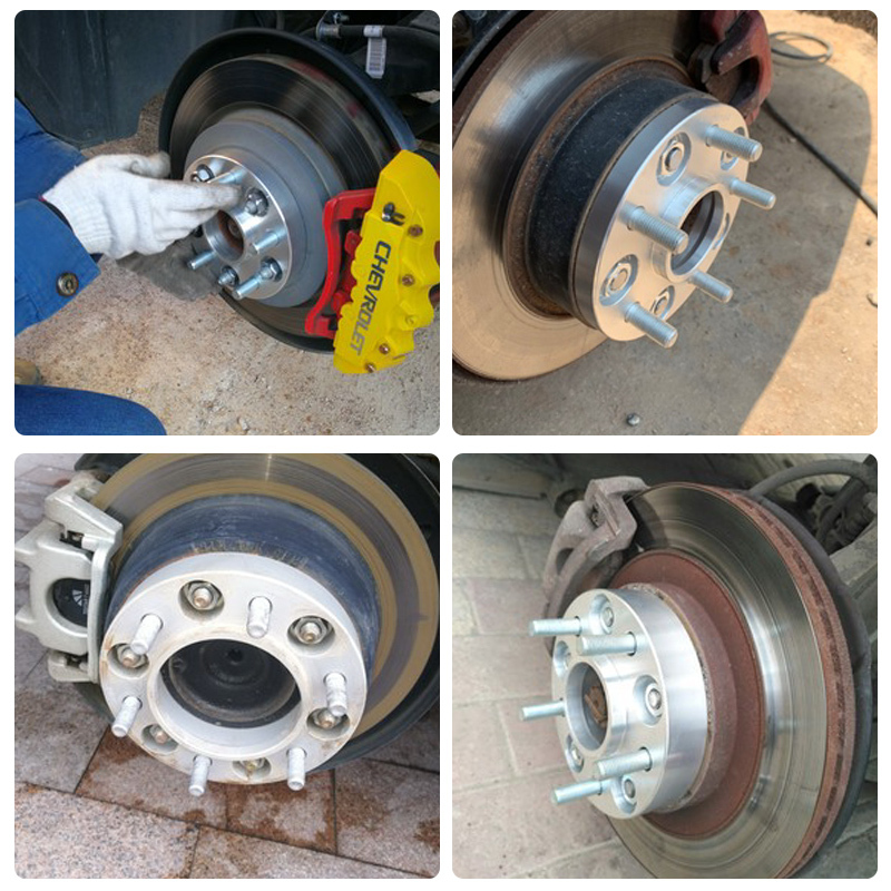 4 x 20mm 57.1 4x100 Hubcentric Distanziatori foro ruota in lega Si Adatta BMW serie 3 E30