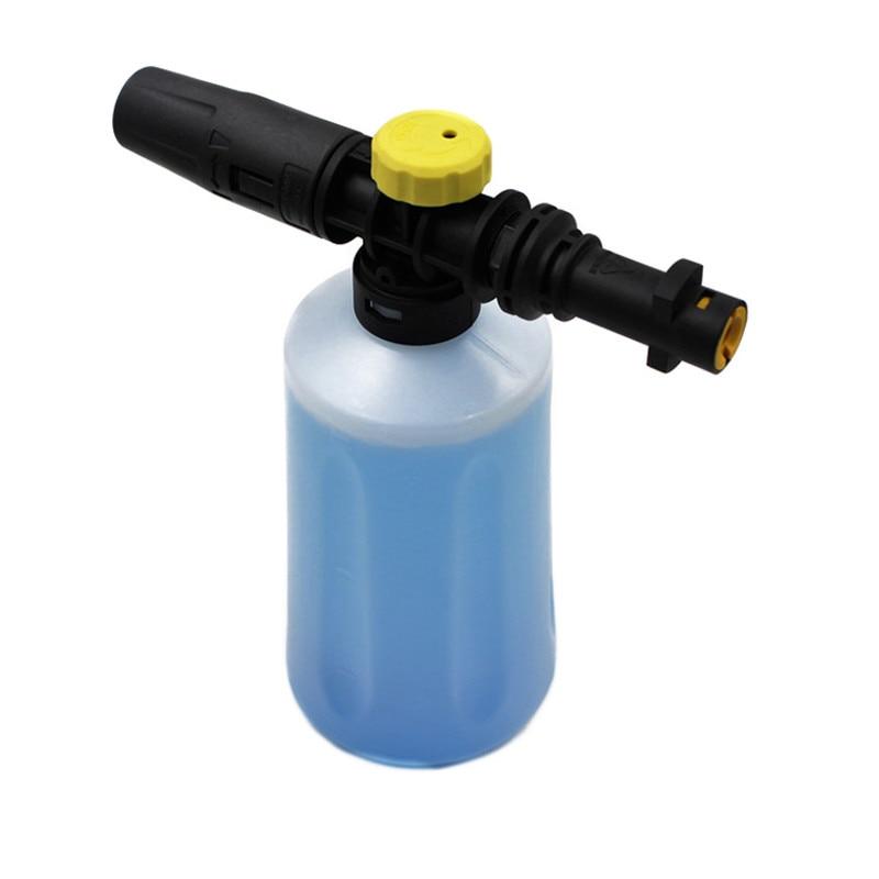 Lance à mousse pour Karcher K2 K3 K4 K5 K6 K7, lave-linge à pression, générateur de savon avec buse de pulvérisation réglable, 750ML