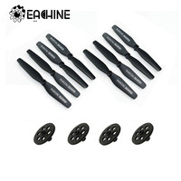 Original Eachine 8PCS Propeller Props Blade with 4Pcs Gear Remote Control Spare Parts Pack for EG16 GPS RC Drone Quadcopter|Parts & Accessories| |  -