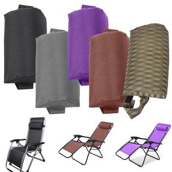 Reemplazo reposacabezas cabeza silla almohada reemplazo cuello ligero almohada para silla plegable