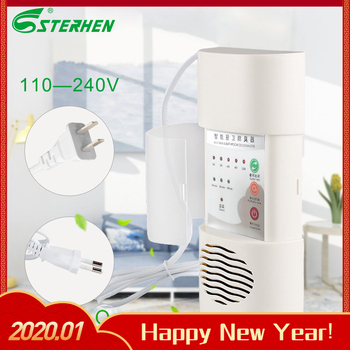 STERHEN Ozone Generator Air Purifier Home Air Cleaner Deodorizer Sterilization Germicidal Electric Portable Oxygen Concentrator
