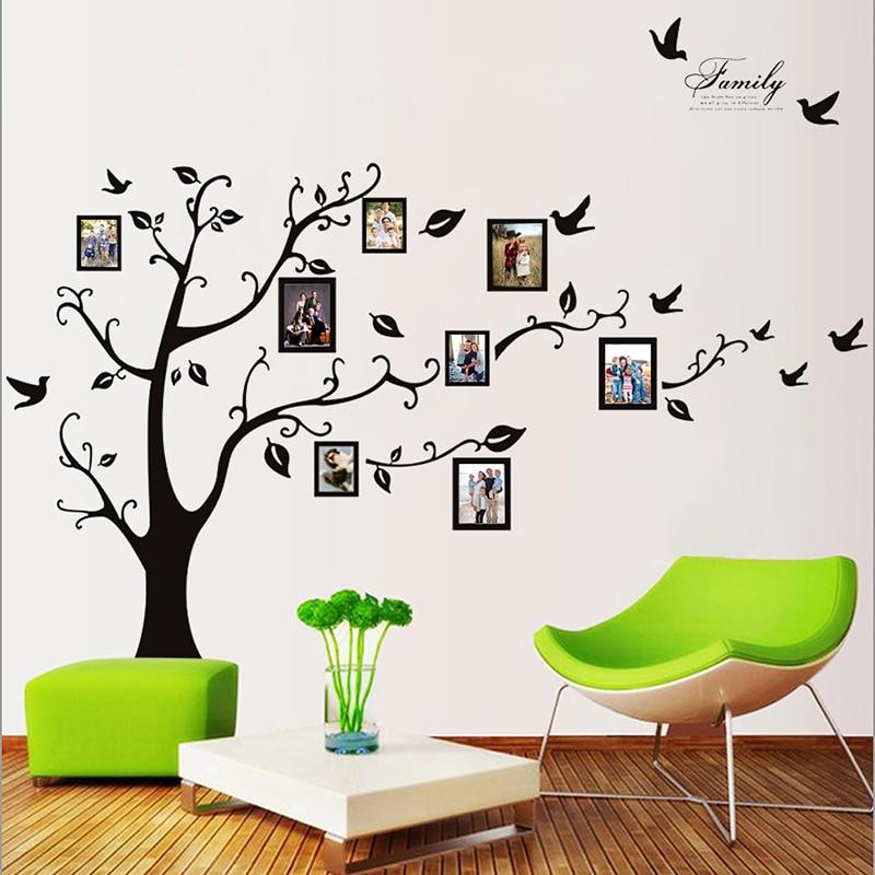 Wall Decorations Black Living Room