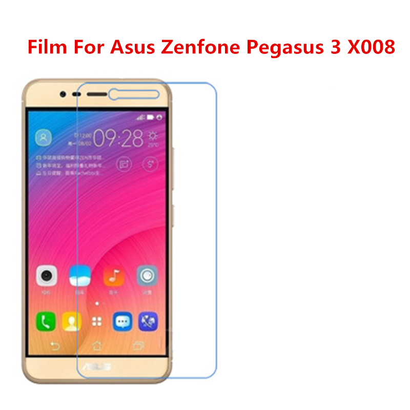 1/2/5/10 Pcs Ultra Thin Clear HD LCD <font><b>Screen</b></font> Protector Film With Cleaning Cloth Film For <font><b>Asus</b></font> <font><b>Zenfone</b></font> <font><b>Pegasus</b></font> <font><b>3</b></font> <font><b>X008</b></font>. image