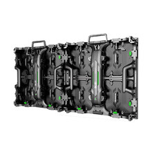 DJ Stage Special LED Panel Size 500x500mm Outdoor Waterproof P3.91 Die-cast Aluminum LED Cabinet 1/16 Scan HD Display
