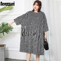 Nerazzurri womens winter fashion 2019 loose colorful warm fulffy faux fur pullover oversized plus size women fake mink fur coat