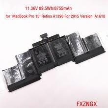 Аккумуляторная батарея a1618 1136 в 00079 Вт/ч для macbook pro