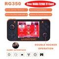 ANBERNIC Retro Spiel RG350 Video Spiel Handheld Konsole Mini 64 Bit 3,5 inch IPS Bildschirm 16G 32G TF 2500 + spiele Player Original