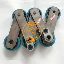 Escalator Step Chains With Shaft Without Shaft