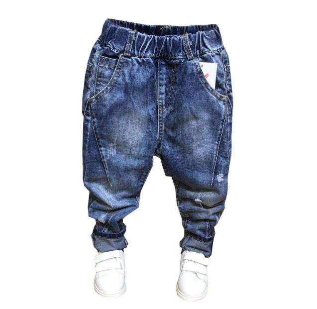 Trouser Pants Jeans Kids Clothes Baby-Boys Children Fashion Casual Autumn Spring  title=