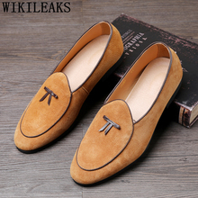 Men's Shoes Loafers Moccasins Men Fashion Costume Mariage Zapatos Homme