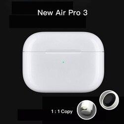 Новый AirPro 3 TWS 1:1 копия беспроводные Bluetooth наушники с микрофоном наушники шумоподавление смарт-внутриканальное Обнаружение