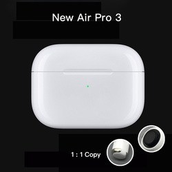 New AirPro 3 TWS 1:1 Copy Wireless Bluetooth Earphone Headphones With microphone Earphone Noise Reduction Smart In-Ear Detection