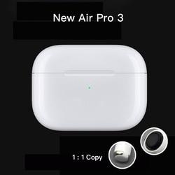 Nieuwe Airpro 3 Tws 1:1 Kopie Draadloze Bluetooth Oortelefoon Hoofdtelefoon Met Microfoon Oortelefoon Ruisonderdrukking Smart In-Ear Detectie